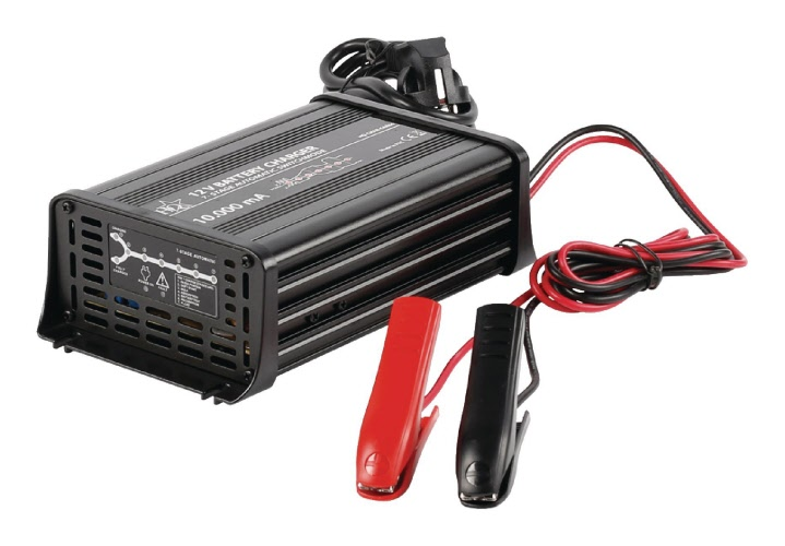 Acculader 12v 10 amp for Accu lader