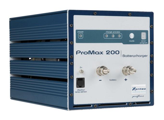 Ny ProMax 224-20 acculader+druppellader 24V- 20A SM66